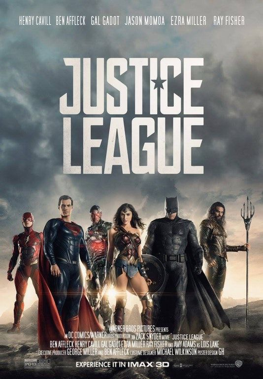 Jl Fan Made Poster Found It On Facebook Don T Know Who Made This But It S Really Good Dc Cinemati Justice League 2017 Watch Justice League Justice League