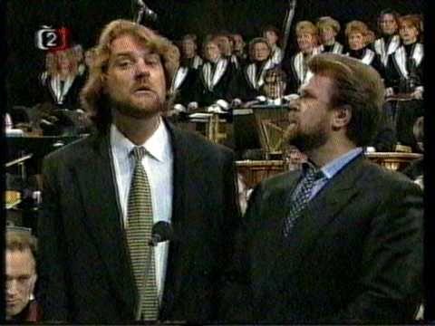 Bryn Terfel and Sergej Larin. Don Carlos Duett