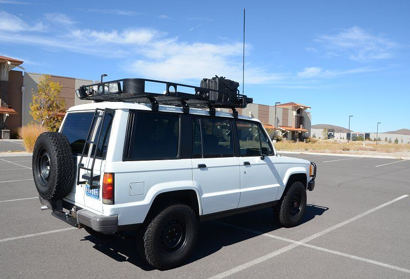 1991 Isuzu Trooper Overlanding Build - Expedition Portal
