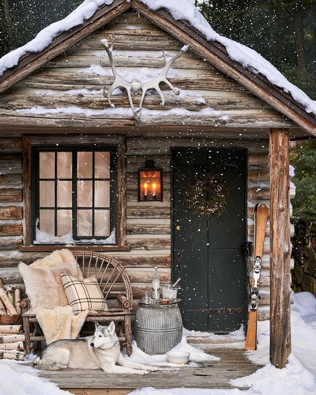 Mini Chalet En Bois by ralph lauren home | chalet bois, maison bois