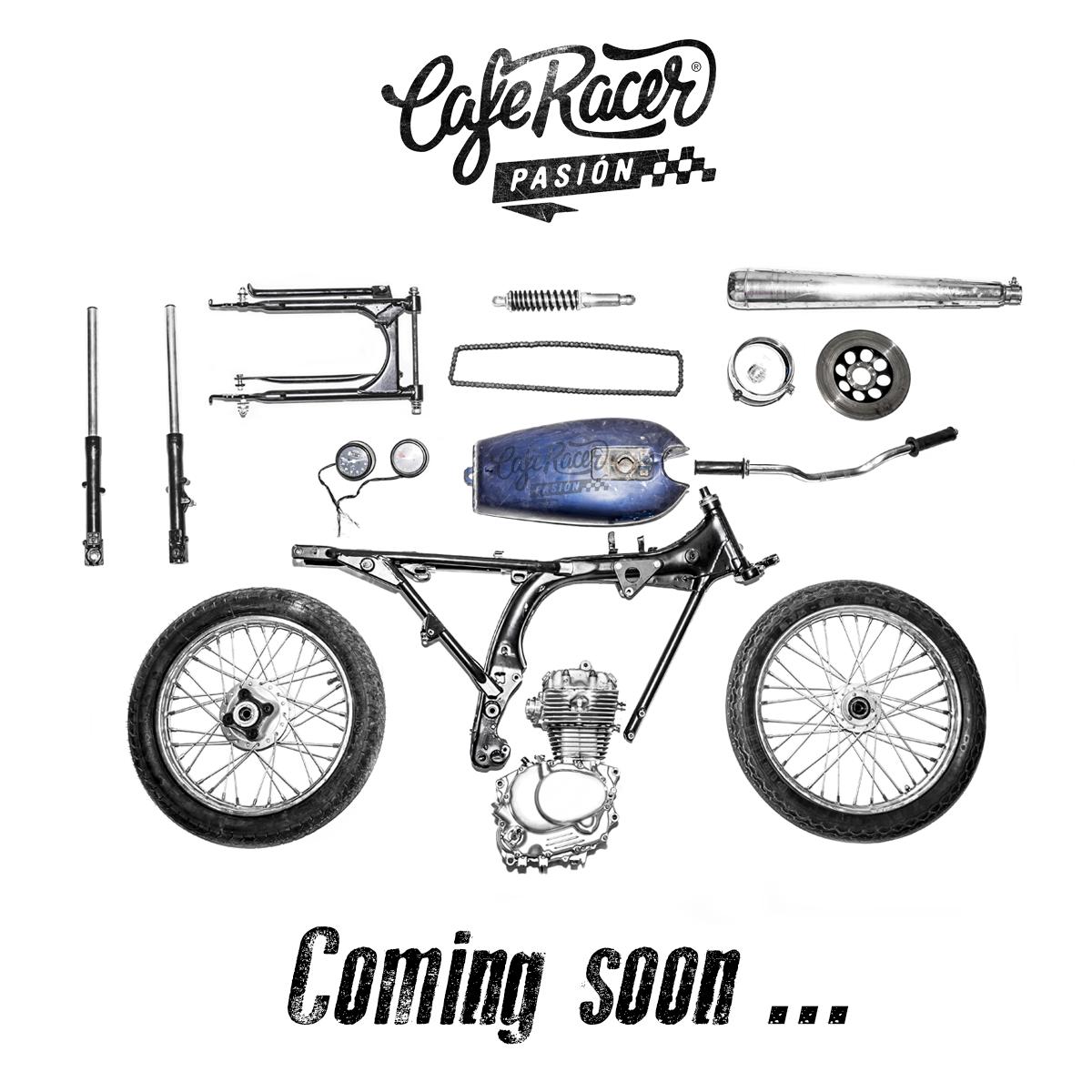 Coming Soon Honda Cb 125 S Caferacer Little Racer