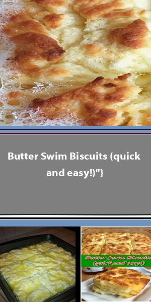 },access:[],grid_title:Butter Swim Biscuits (quick and easy!) This simple homemade recipe is TO DIE FOR! The butter makes these biscuits soft and moist on the inside, with a flaky crust on the outside. Add a little jam or jelly, and you've got heaven. #butterswimbiscuits