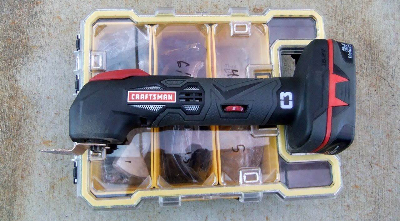 Tools Craftsman C3 Multi Tool Accessory Kit Review Topvideotips