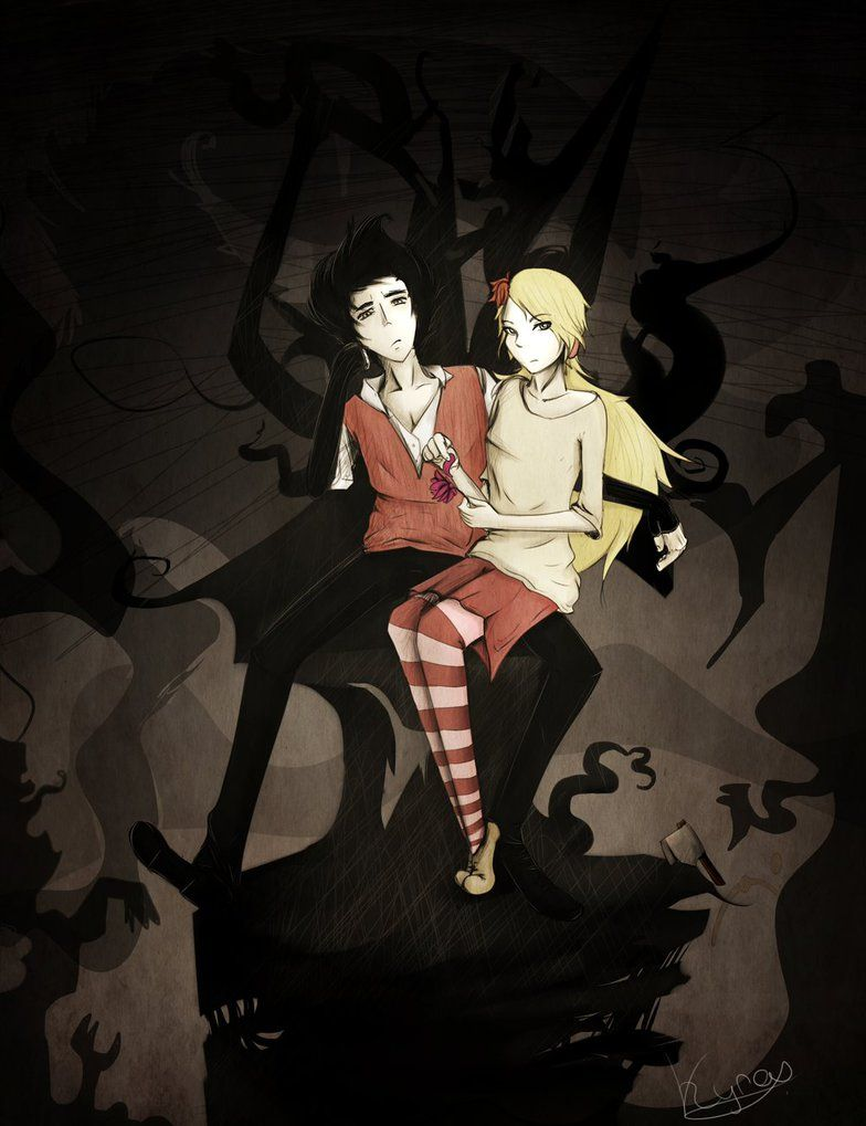 dont starve wilson and wendy dont starve