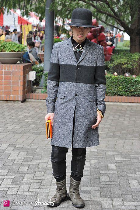 131103-8153 - Japanese street fashion in Shibuya, Tokyo