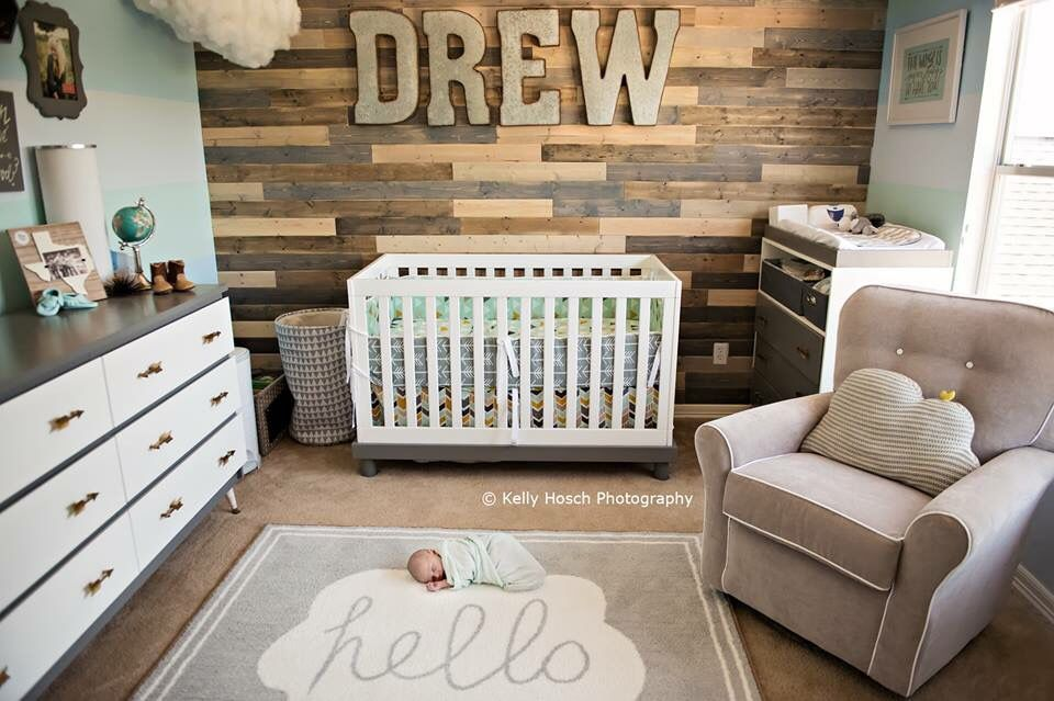 Cute Nursery Ideas Love The Arrow Drawer Pulls And Crib Bedding Hello Rug Well All Of It