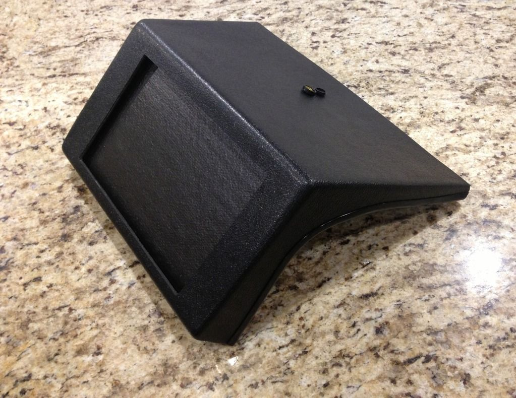ipad Dash Mount