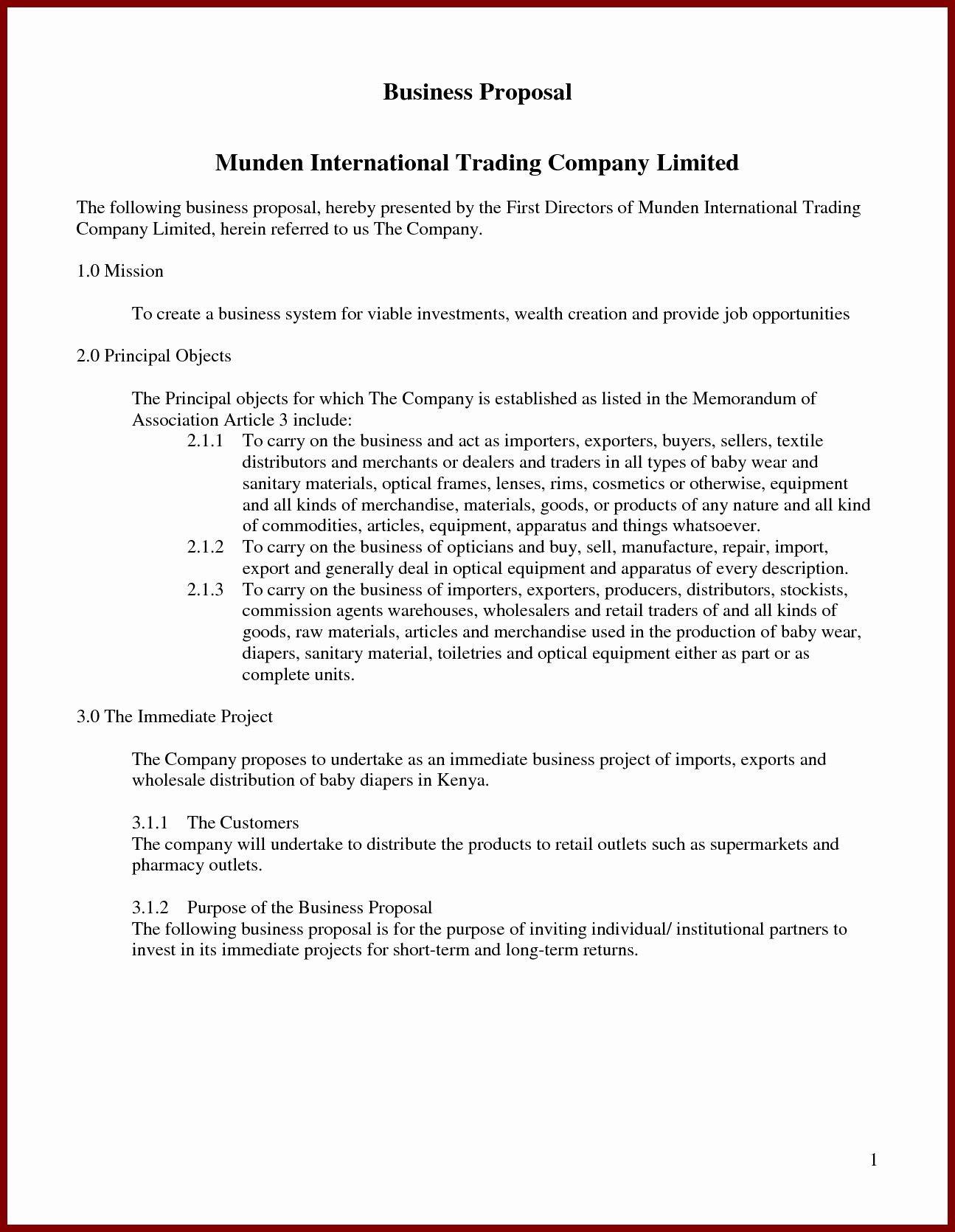 wholesale business plan sample pdf