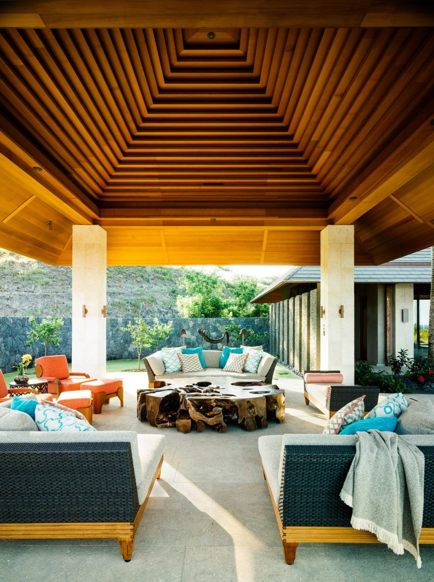 Kauhale Kai by de Reus Architects | Happy Ceilings | Pinterest ...