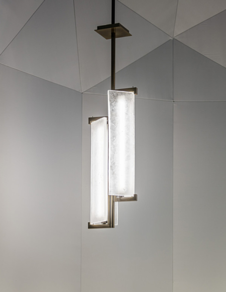 Stahl Band Ceiling Fixtures Tiles Hanging Lamp