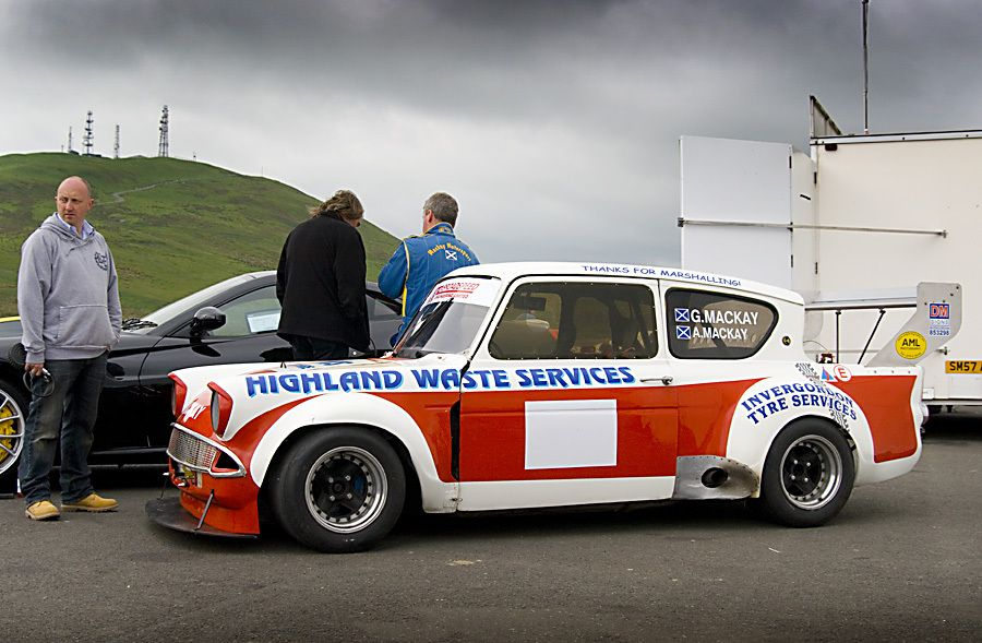 & Classic Ford Anglia Race Car. | Ford Cars and Sports cars markmcfarlin.com