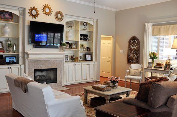 Main Living Area Paint Color