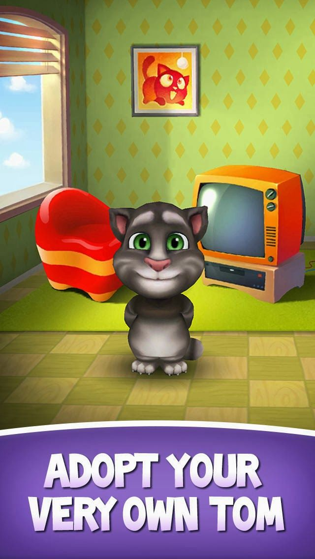 Generatorgame Com My Talking Tom Talking Tom Tom Games