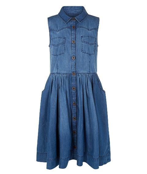 4ca491693b7 Loves...Denim Dresses