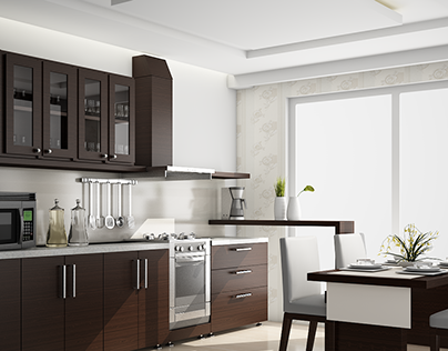 check out new work on my behance portfolio kitchen modelling http be net gallery 76216737 on kitchen cabinets vertical lines id=65836