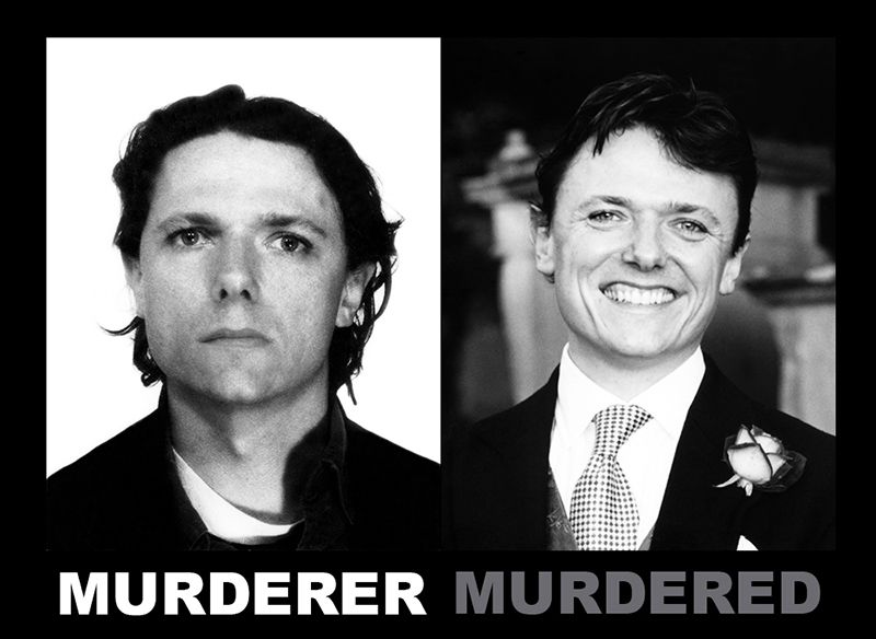 Murderer Murdered Anthony