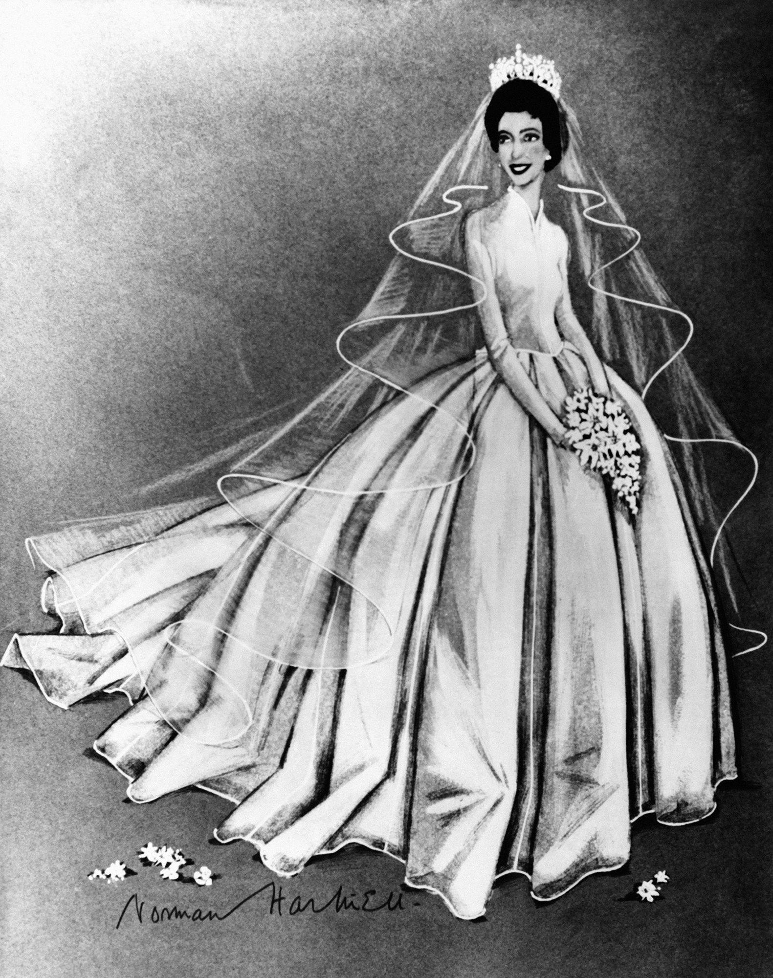 The Royal Bride Who Wore Pink Royal brides, Princess