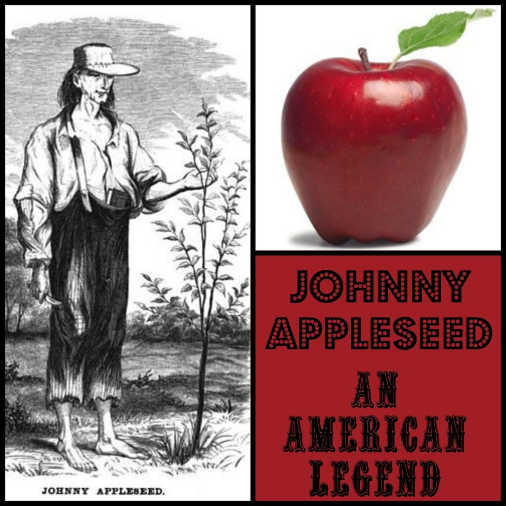 Johnny Appleseed An American Legend