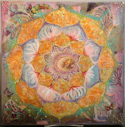 Mandala by Kari Atol