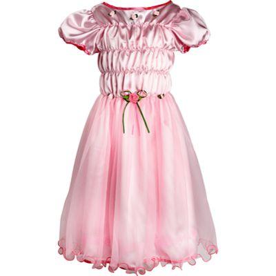 Anmutig und elegant: Mit diesem seidig schimmernden Kleid fühlt sich ...