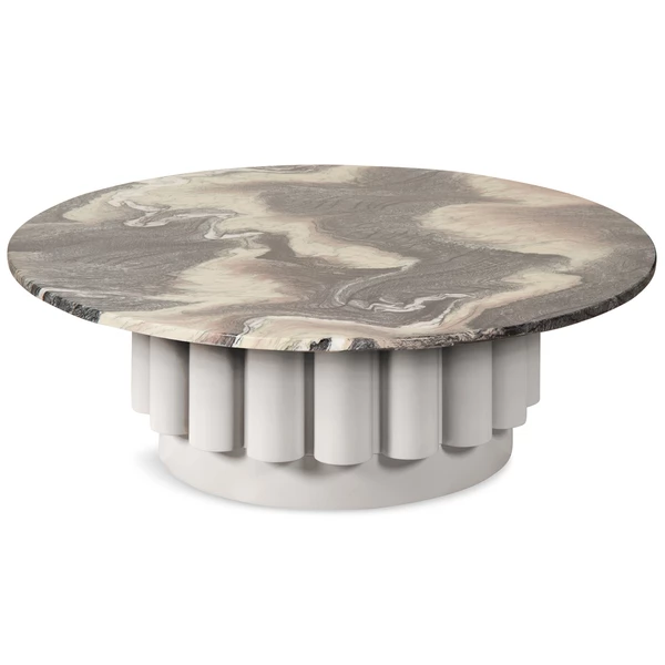 Eden Rock Coffee Table Marble Top Coffee Table Modern Coffee Tables