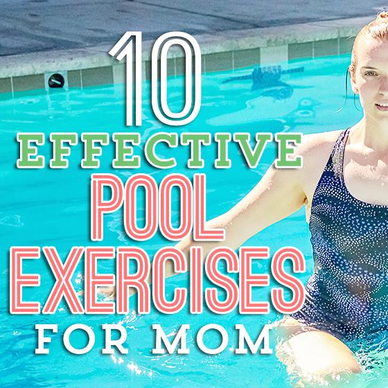 10 Effective Pool Exercises