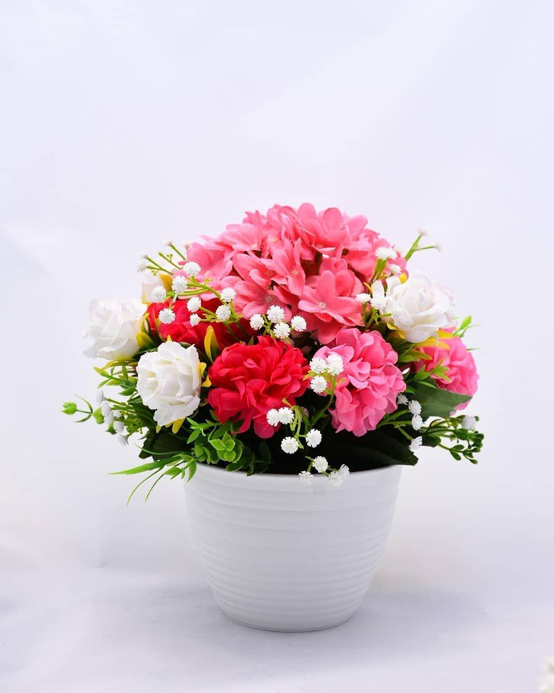 New The 10 Best Home Decor With Pictures Buket Bunga Meja Pom Pom Mawar Hydrangea Vas Tawon T15 Tinggi 30cm Rp 110 000 Bu Home Decor Decor Vase