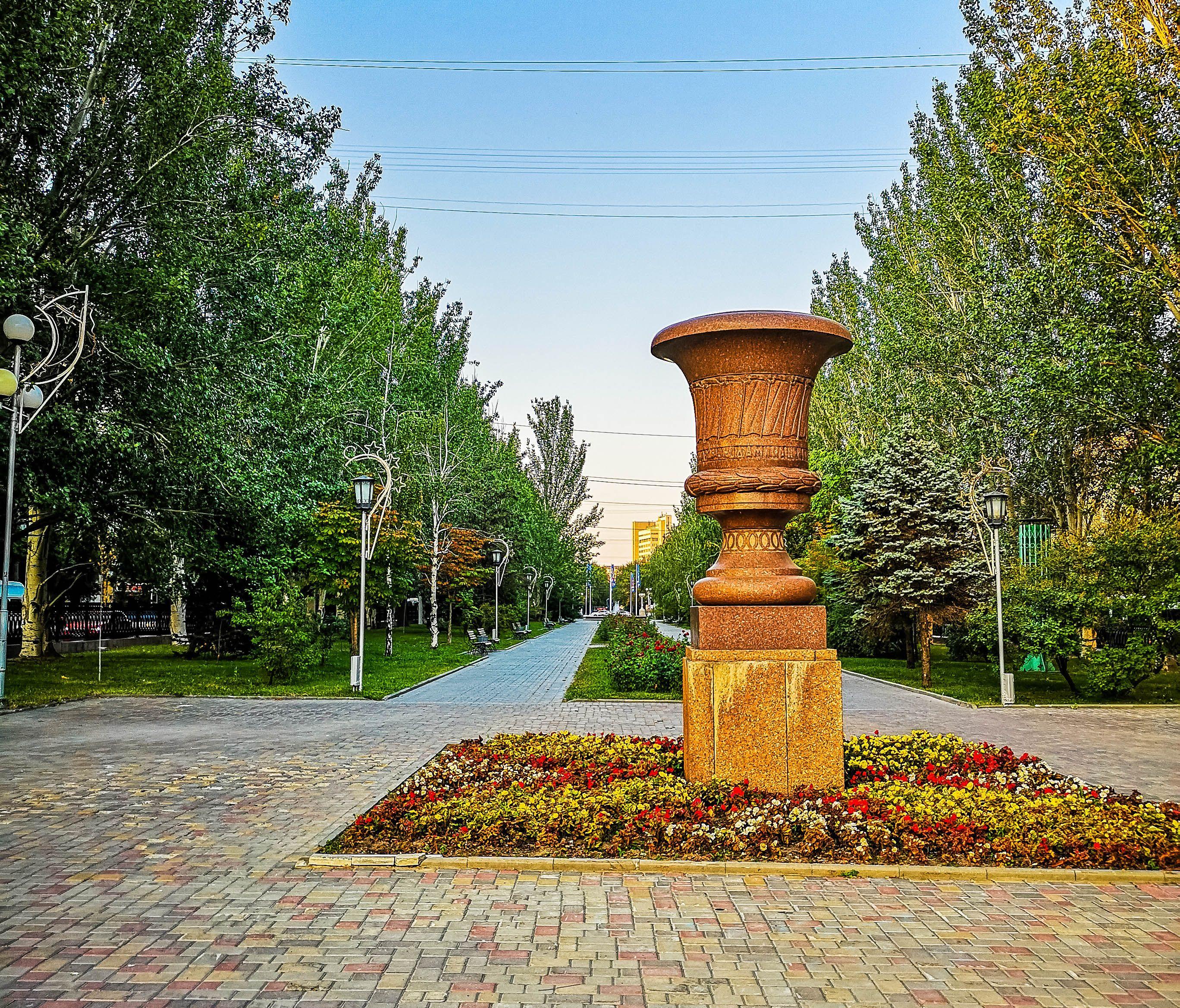 Volgograd visual guide