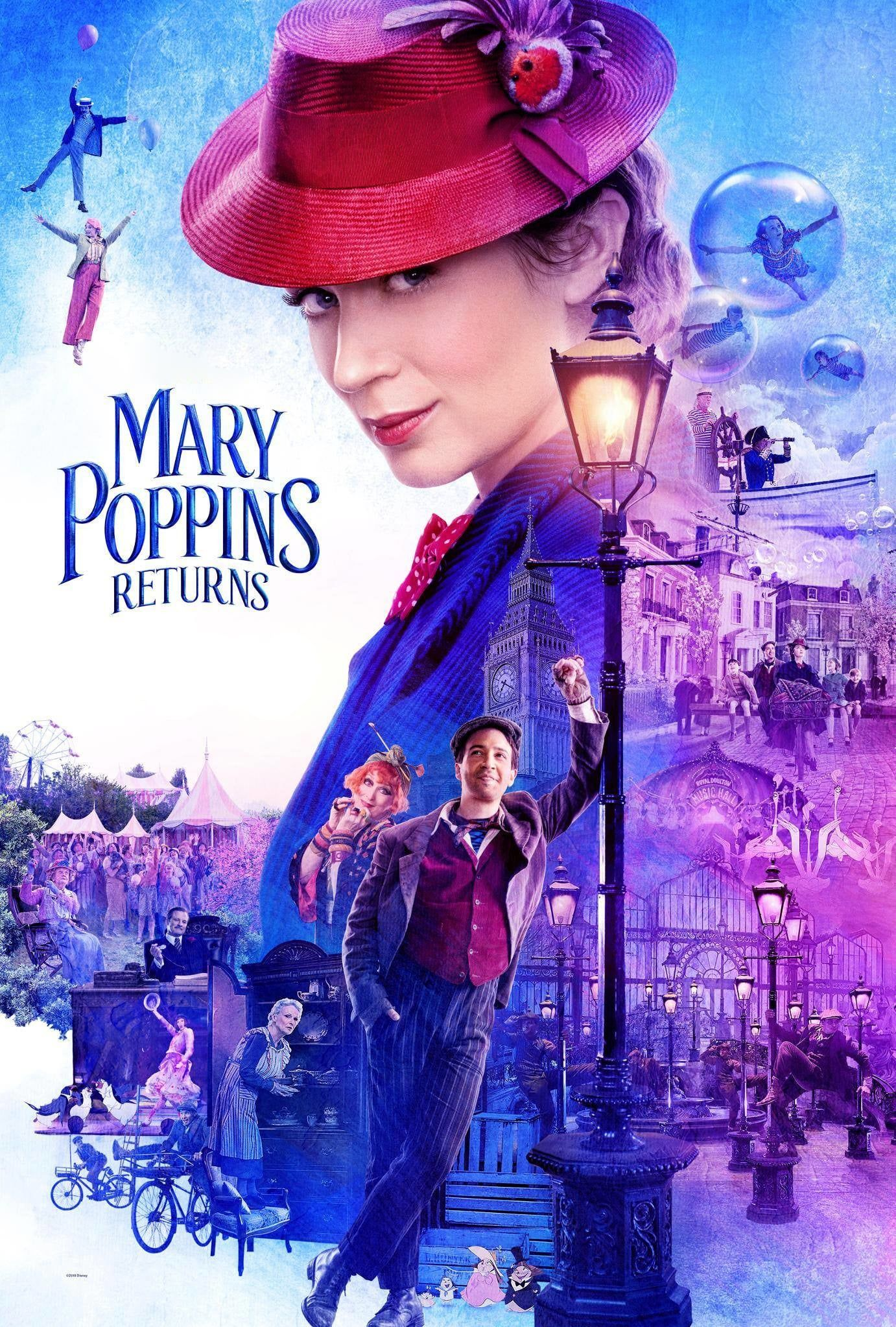 *Download]]Mary Poppins Returns (2018)FULL MOVIE HD1080p