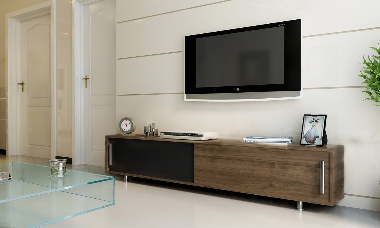 Birte 70 9 Tv Stand Modern Tv Wall Units Floating Tv Stand White Tv Stands