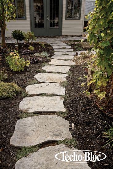 Walkway Steps Maya Step By Techo Bloc Www Facebook Techobloc