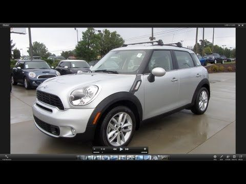 2012 Mini Cooper Countryman S Start Up Exhaust And In Depth Tour Mini Cooper Countryman Mini Cooper Mini Countryman