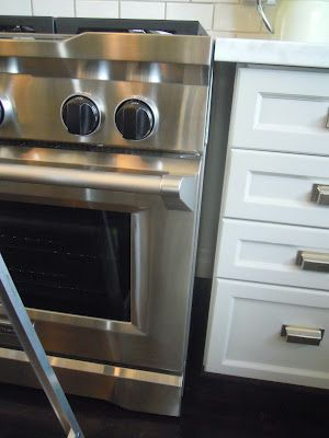 Way To Fill In Gap Between Stove And Cabinet From Just