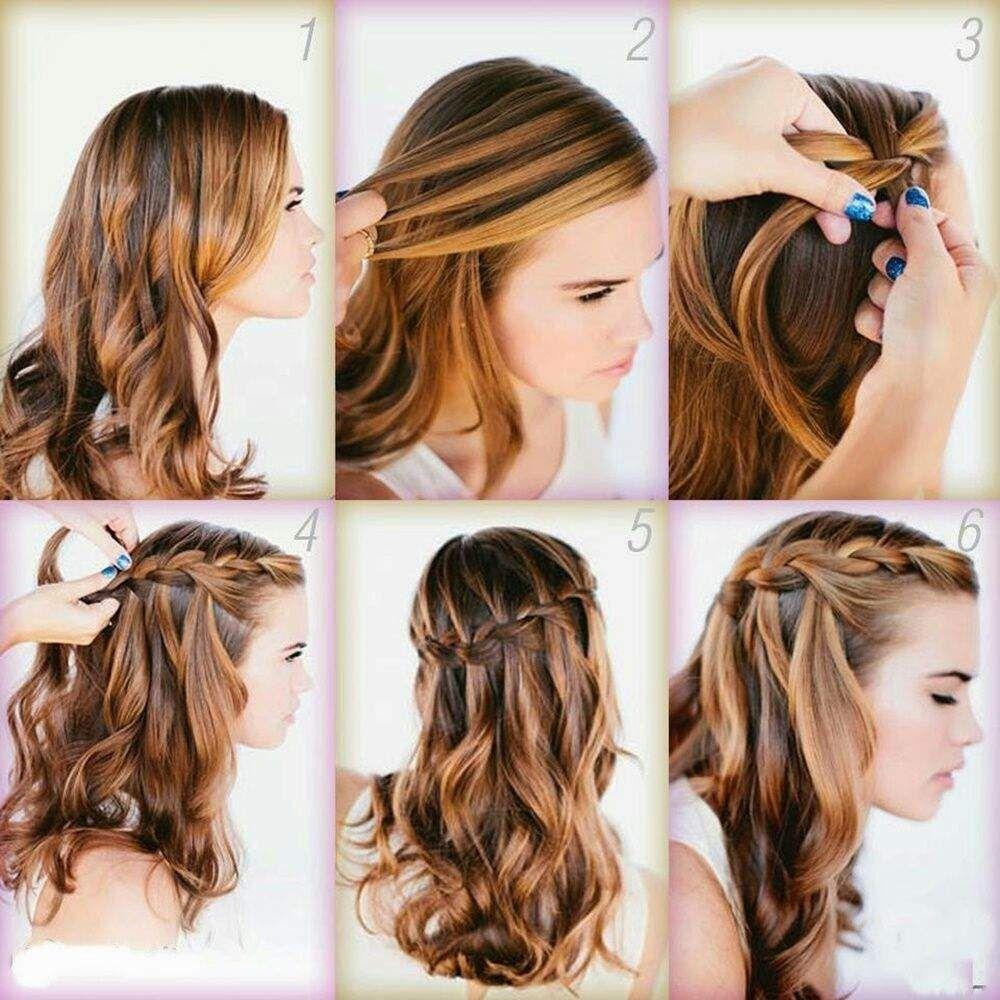 Resultado De Imagen Para Peinados Tumblr Paso A Paso Coiffure Demoiselle D Honneur Coiffure Annee 60 Idee Coiffure Facile