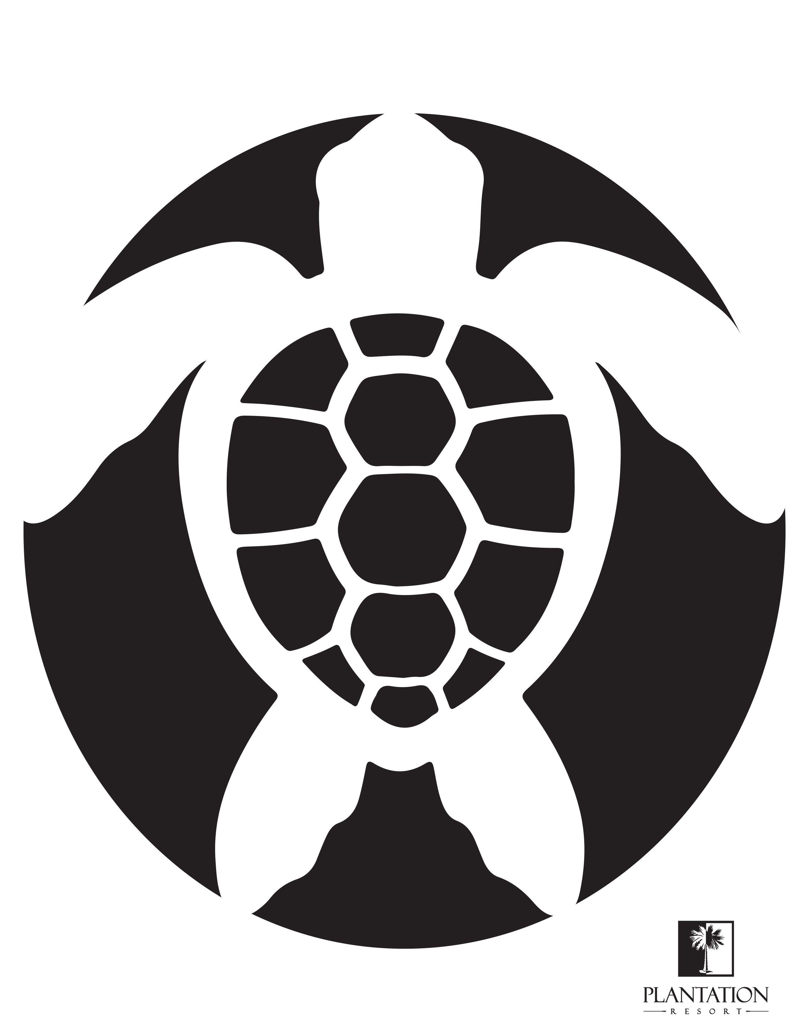 sea turtle pumpkin stencil print out this sea turtle stencil for