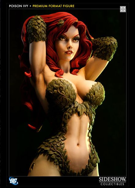 Poison Ivy by Sideshow Collectibles Figures Fille