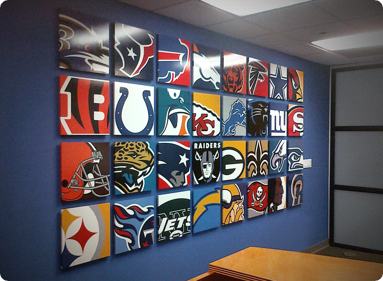 Sports Wall Murals wall mural #sports | print prints printing | pinterest | wall