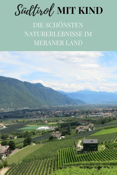 Photo of MERAN SIGHTSEEING TIPS – THE MOST BEAUTIFUL EXCURSIONS WITH CHILDREN –