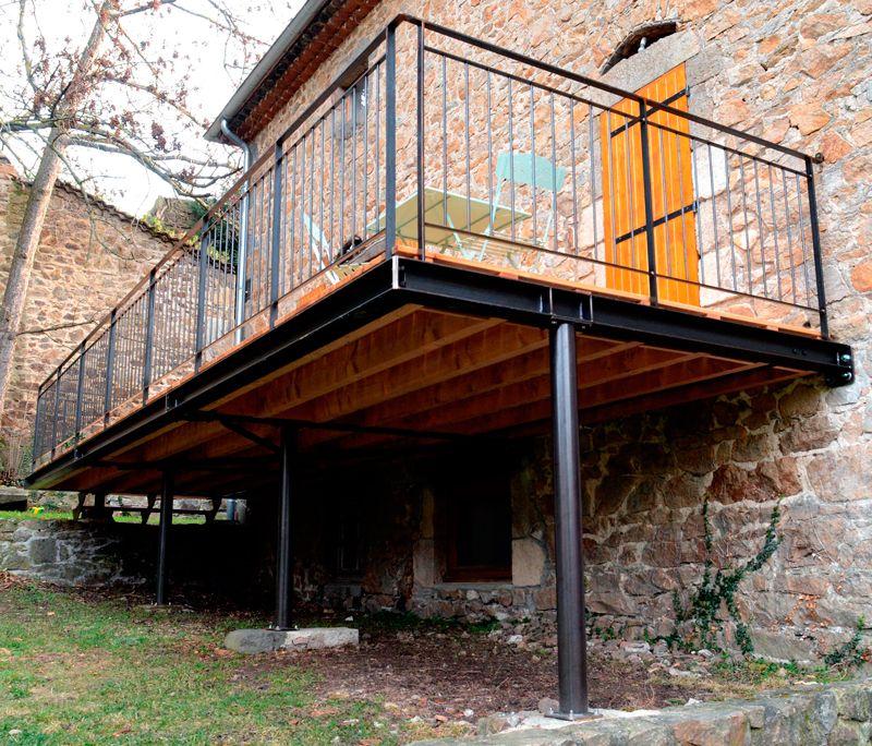 undefined Skelp Pinterest Balconies, Decking and House - rendre une terrasse etanche