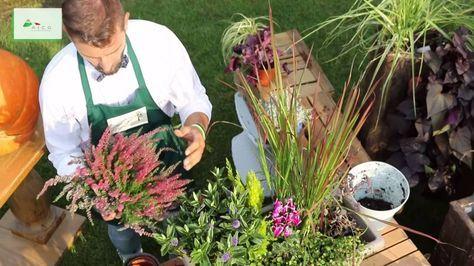 Come realizzare un balcone fiorito in autunno Garden