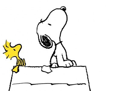 Snoopy & Woodstock | Snoopy | Pinterest | Snoopy, Snoopy coloring ...