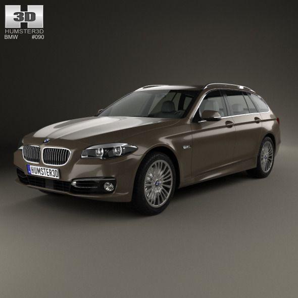 BMW 5 Series (F11) Touring 2014