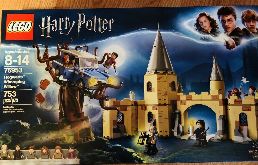 LEGO Harry Potter Whomping Willow 75953 Ford Anglia New /& Sealed Free Postage