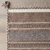 Found it at AllModern - Gray/Taupe Area Rug