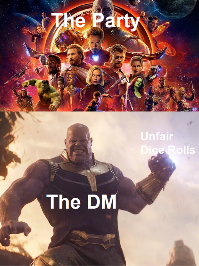 Funny Rpg Dnd Meme Only Dungeons And Dragons D D Players