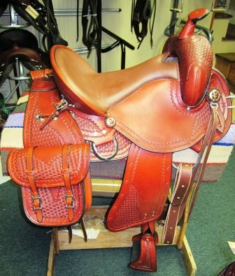 Dixieland Gaited Saddles- Accessories for the Walking
