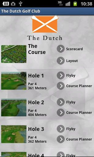 Welcome to the Official Android App for The Dutch Golf Club.<p>The Dutch golf course is one that can compete with the best courses in Europe. A golf course with Club House, Lodge and Academy. The Dutch will be constructed in a fabulous location in central Netherlands, in the village Spijk, Municipality Lingewaal. <p>To the international aspirations of the The Dutch to realize the ambitious professionals Made in Scotland in the development of the golf course a partnership with Colin…