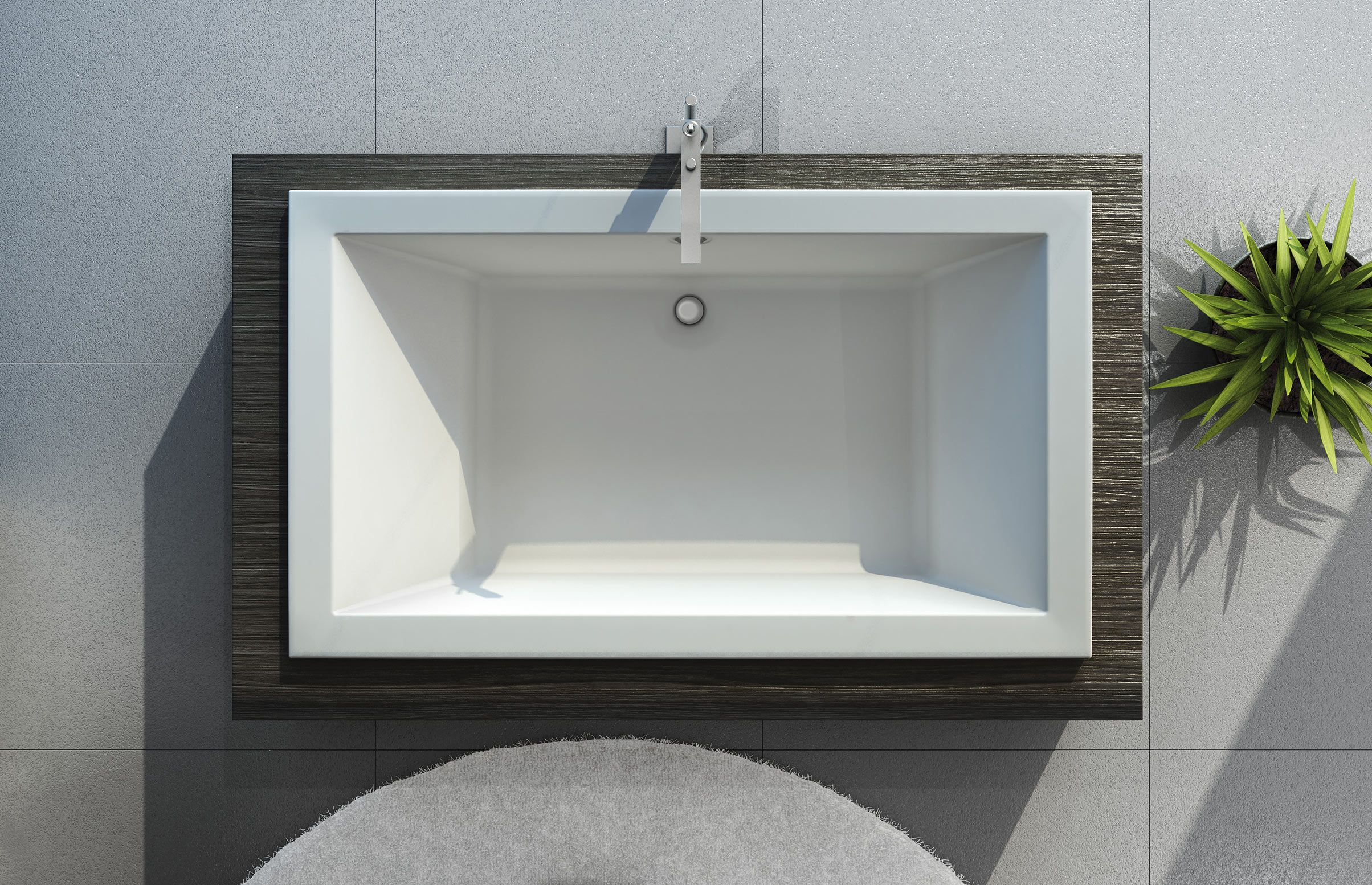 MAAX - Kava Drop-in Bathtub www.maax.com | bathroom | Pinterest ...