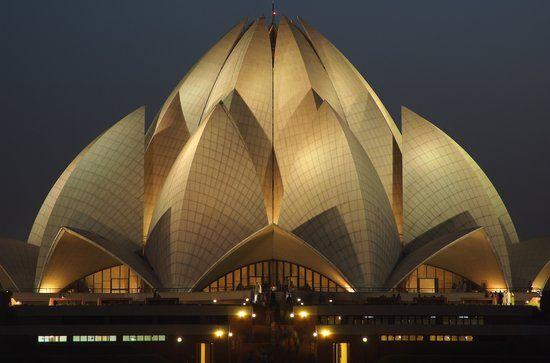 Casa de adoraci n bah 39 en delhi india popularmente for Space arch delhi