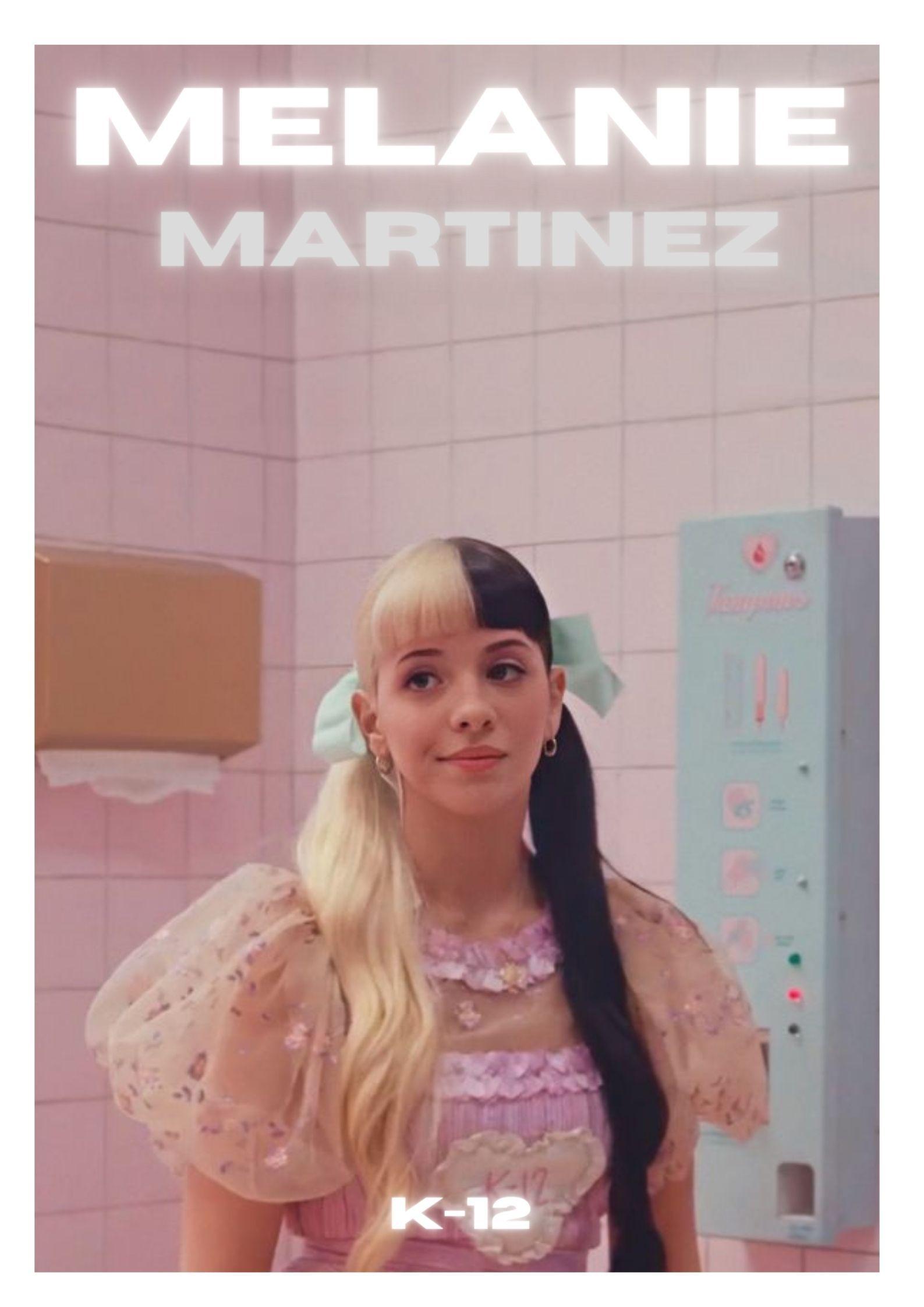 melanie martinez k12 poster melanie